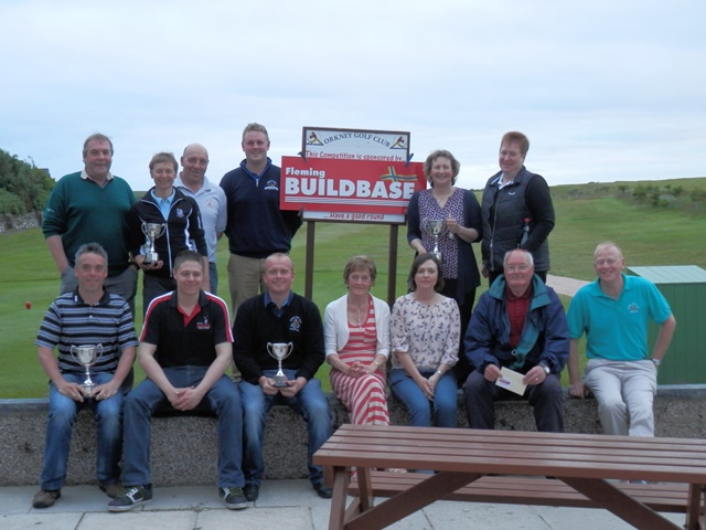 2014 Buildbase Open Prize Winners