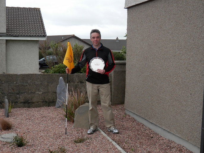 2014 Orkney Matchplay Gross (Islay Salver) Winner - Brian Corsie