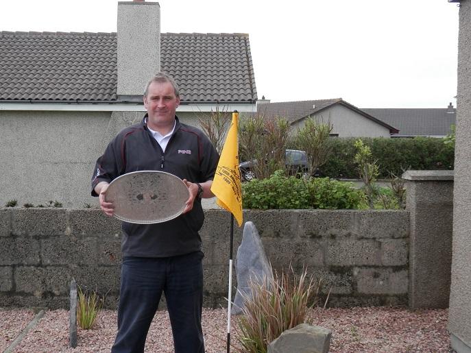 2014 Orkney Matchplay Nett Winner - Raymond Stanger