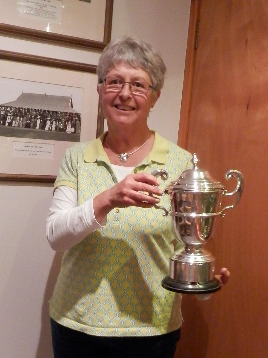 Gentlemen's Cup Winner 2015 - Ingy D