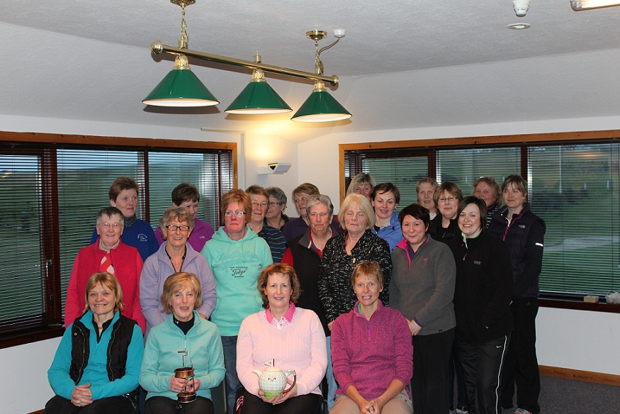 Ladies Winter League Presentation