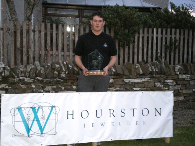 Hourstons Open 2013 Winner James Bandito Sim