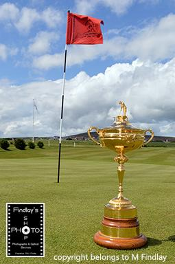 Ryder Cup - Orkney Golf Course
